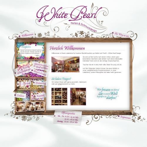 White Pearl Design