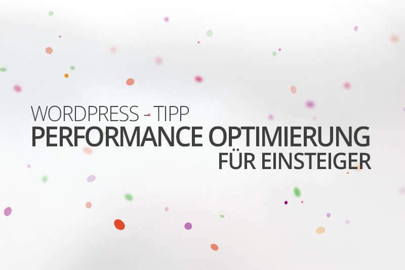 WordPress aus Berlin Performance Optimierung fuer Einsteiger by medienvirus