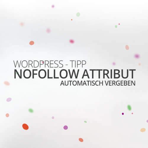 Nofollow Attribut automatisch vergeben - Preview - medienvirus - get infected