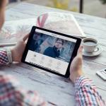 WordPress aus Berlin - Neue Website für den Sprecher & Schauspieler Florian Hoffmann - Responsive Webdesign