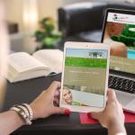 WordPress aus Berlin - Neue Website für Immobilien Waschkies - Responsive Webdesign