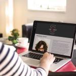 WordPress aus Berlin - Neue Website für die Fotografin Sabine Kendlbacher aus Salzburg - Responsive Webdesign