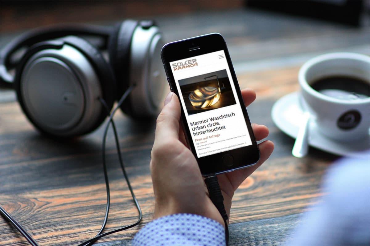 medienvirus - WordPress und WooCommerce aus Berlin - Onlineshop für Sölker Marmor - Wir warten Ihren WooCommerce Onlineshop