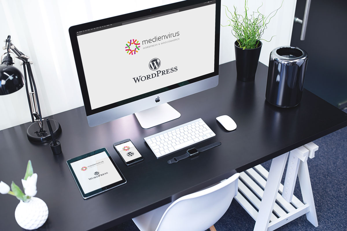WordPress - Professionelle und innovative Websites mit Wordpress