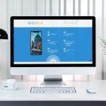 medienvirus - WordPress & WooCommerce aus Berlin - neue Webseite für Abtomed