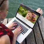 WordPress und WooCommerce aus Berlin direkt von den Experten - medienvirus.de – neue Webseite für fotograf-in.de