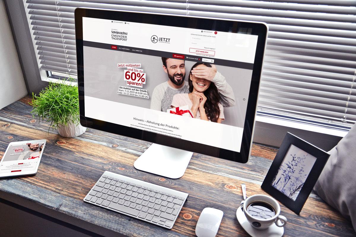 Leistungen | Onlineshops mit WooCommerce | jetzt-auktion.de