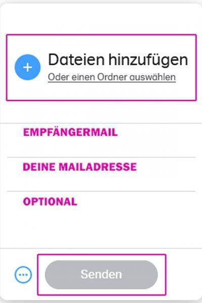 medienvirus.de - FAQ - Wie kann ich euch mein Material senden?