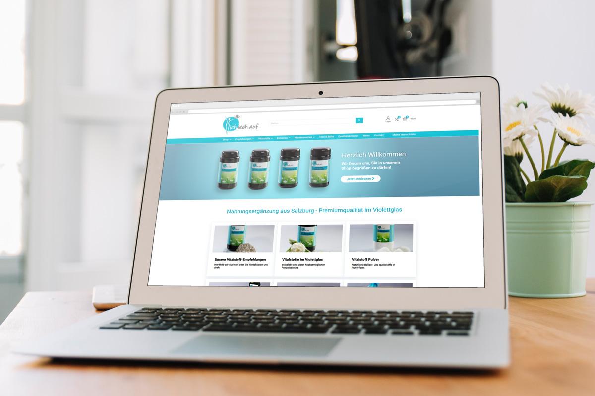 WordPress und WooCommerce aus Berlin direkt von den Experten - medienvirus.de – ich steh auf