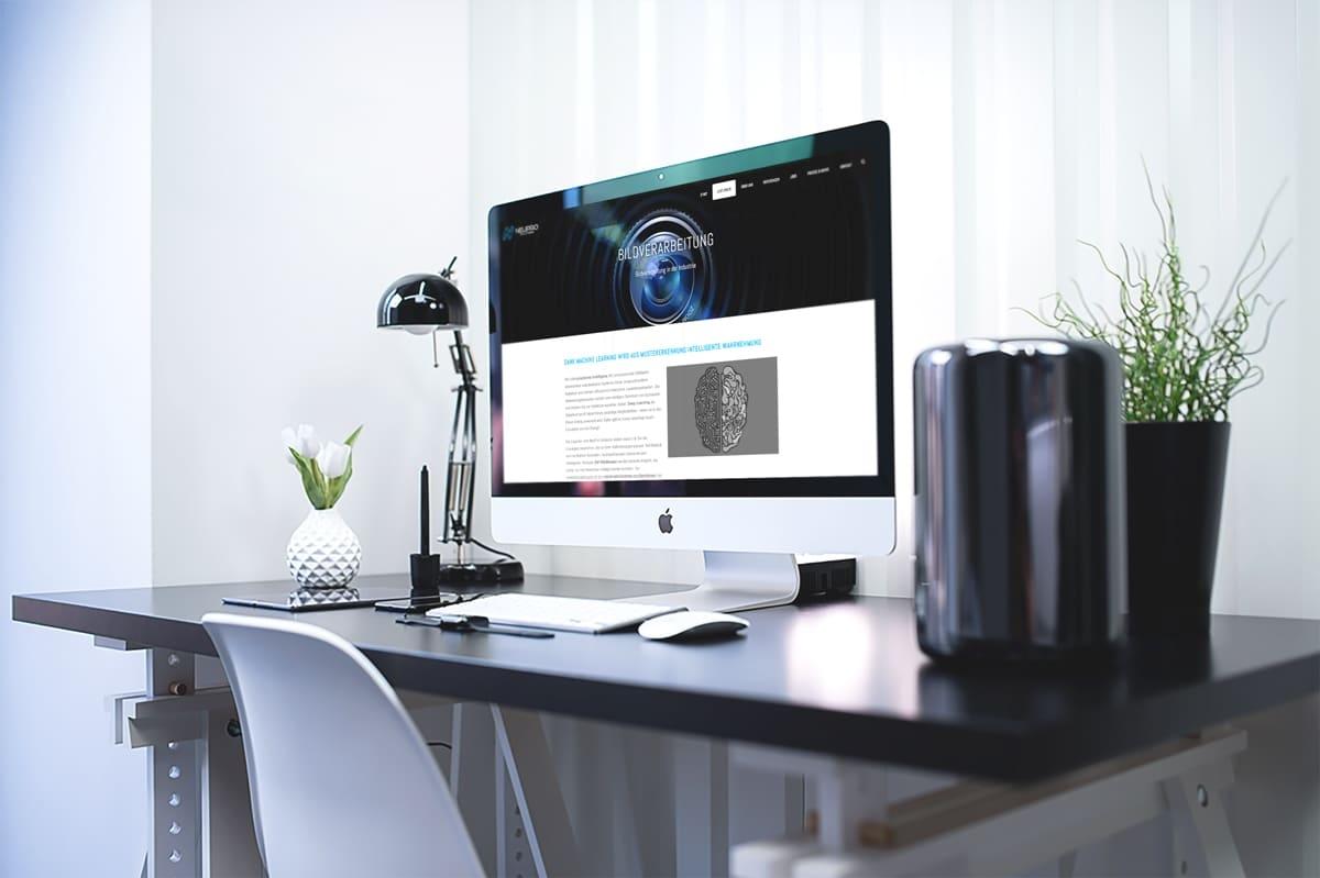 Eine neue Website für NeuPro Solutions von medienvirus - WordPress & WooCommerce aus Berlin - responsive Webdesign