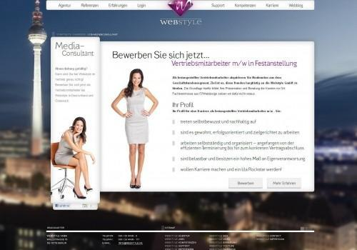 Webstyle – Agenturrelaunch