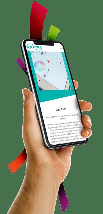 medienvirus - WordPress & WooCommerce aus Berlin - neue Webseite für K·N·XTRA Neuseeland - Responsive Webdesign