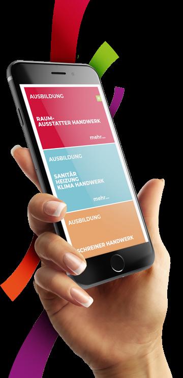 medienvirus - WordPress & WooCommerce aus Berlin - neue Webseite für Handwerk Ostalb Azubi - Responsive Webdesign