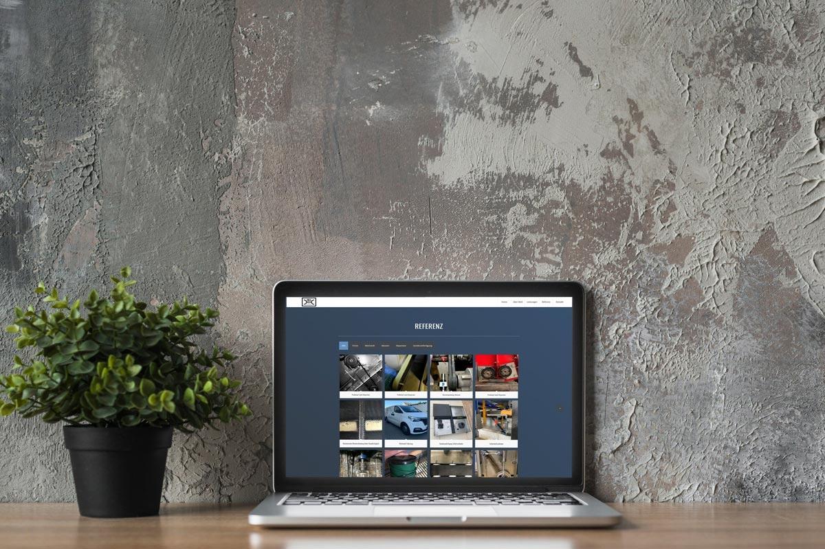 WordPress und WooCommerce aus Berlin direkt von den Experten - medienvirus.de – Industrie Mechanik Service Patrick Schlegel