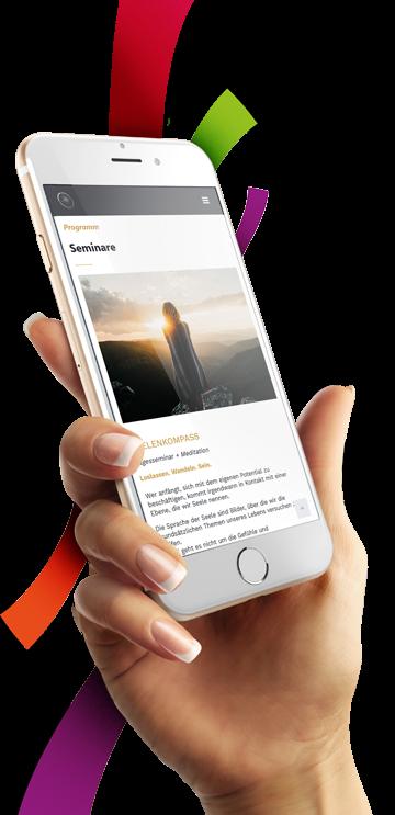 medienvirus - WordPress & WooCommerce aus Berlin - neue Webseite für Manuela Klein - Responsive Webdesign