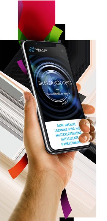 medienvirus - WordPress & WooCommerce aus Berlin - neue Webseite für NeuPro Solutions - Responsive Webdesign