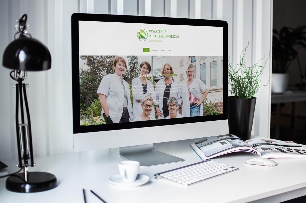 medienvirus - WordPress & WooCommerce aus Berlin - neue Webseite für die Praxis Ilfeld