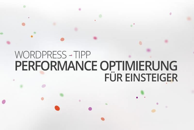 WordPress aus Berlin Performance Optimierung fuer Einsteiger by medienvirus get infected