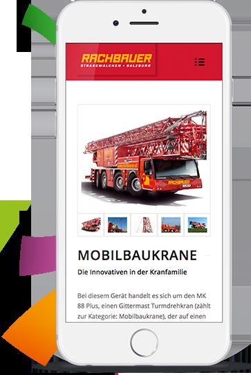 WordPress aus Berlin Medienvirus Portfolio Rachbauer